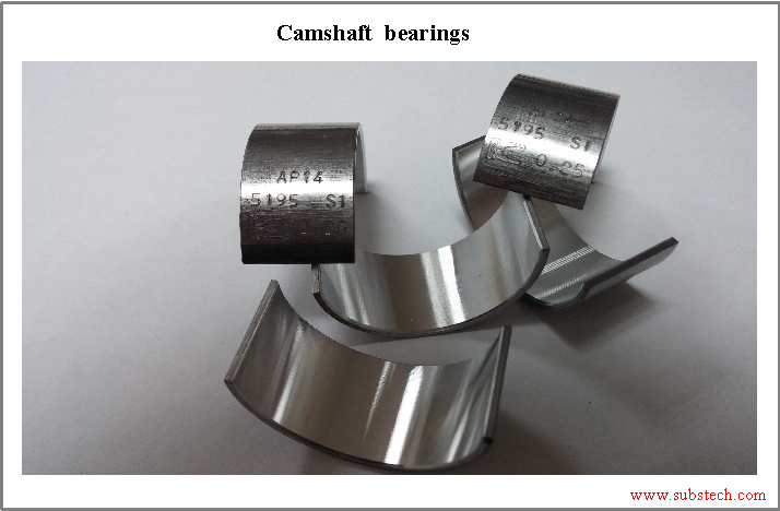 Camshaft Bearings [SubsTech]